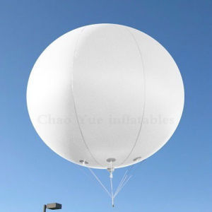 2.5m White Inflatable Advertising Round Balloon for Celebration pictures & photos