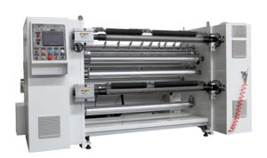 Used of Automatic Slitter and Rewinder (KLF-PC) pictures & photos