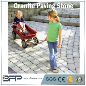 Natural Grey Bluestone/Basalt/Granite Paving Stone for Outdoor, Walkway, Garden, Patio pictures & photos