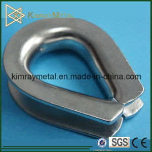 Stainless Steel Wire Rope Thimble in Balustrade Fittings pictures & photos