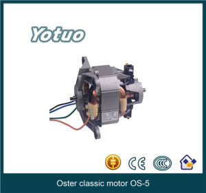 Motor Moderno Lic Clasicas Metalic, Classic 3 Speed Motor/Blender Motor