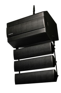 PA System Line Array Speaker