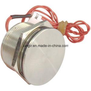 Langir 16mm No Prolongated Pulse Alluminum Non-Illumination Piezo Switch (PZ-A16) 200mA 24VDC/AC pictures & photos