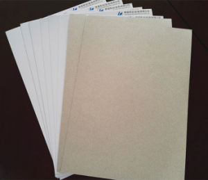 Coated Paper Duplex Board with Grey Back pictures & photos