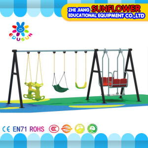 Children′s Swing Paradise Outdoor Solitary Equipment Swing Combination Children Toys (XYH-139-6) pictures & photos