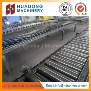 Heavy Duty Angle Steel Metal Conveyor Bracket for Conveyor Roller Support, Troughed Belt Conveyor Idler pictures & photos