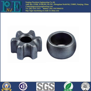 Customized Steel CNC Machining Zinc Plated Bearing pictures & photos