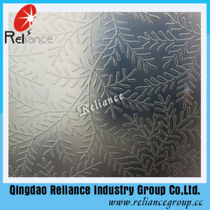 5mm Acid Etched Mirror Glass /Art Mirror /Decorative Mirror/Processed Mirror pictures & photos