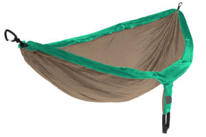 Carries 210t Nylon Portable Parachute Hammock Maunufacterer pictures & photos