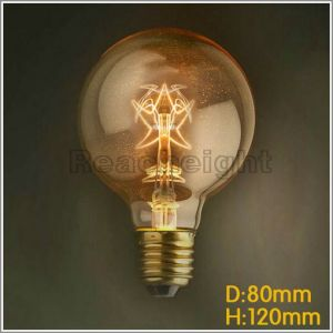 G80 Star Vintage Edison Bulb Carbon Filament Edison Bulb pictures & photos