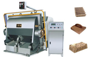Mx Creasing and Cutting Machine pictures & photos