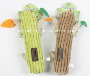 Pet Supply Products Toys Squeaker Plush Loofah Dog Toy pictures & photos