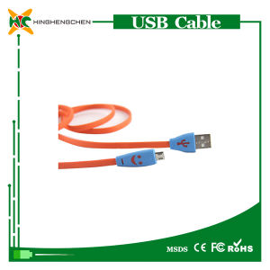 Hot V8 Interface Micro USB Charging Cable pictures & photos