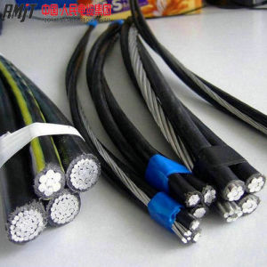 Aluminum Conductor PE/XLPE Insulated Service Drop Wire pictures & photos