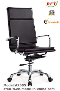Modern Office Ergonomic Leisure Leather Iron Executive Chair (RFT-A2005) pictures & photos