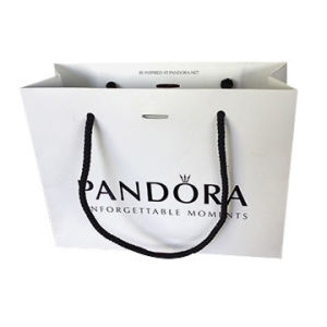 Jewelry Paper Bag for Promotion and Advertising