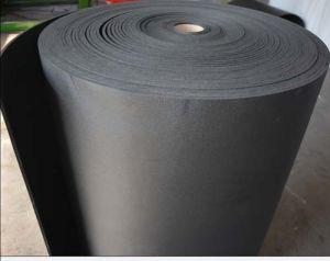 Black XPE Foam Chemically Cross-Linked Polyethylene Foam pictures & photos