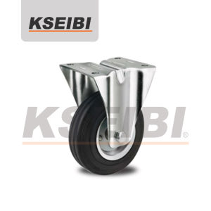 European Style Rigid Kseibi Caster for Trolley pictures & photos