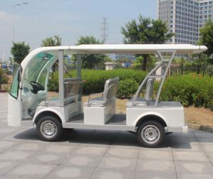 2016 Hot Selling CE Approved 8 Seater Shuttle Bus Electric (DN-8F) pictures & photos