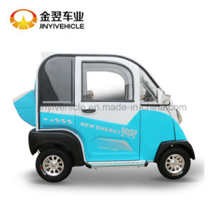 Electric Mini Car with Two Doors pictures & photos