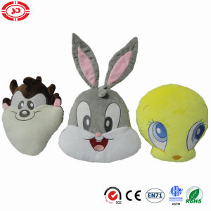 Cartoon Kids Love Character Vivid Plush Soft Quality CE Cushion pictures & photos