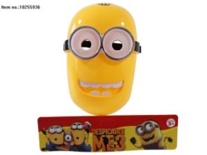 Cheap Cartoon Plastic Face Mask Toys for Kids Party pictures & photos