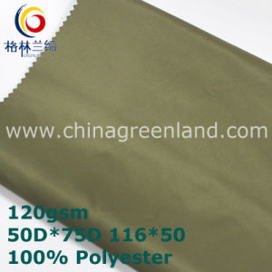 100%Polyester Memory Twill Fabric for Jacket (GLLML351) pictures & photos