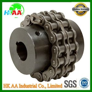 Carbon Steel/ Stainless Steel Precision Double Roller Chain Coupler pictures & photos
