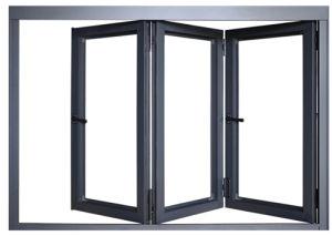 Aluminium Folding Doors pictures & photos