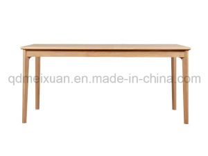 Solid Wooden Dining Desk Living Room Furniture (M-X2858) pictures & photos