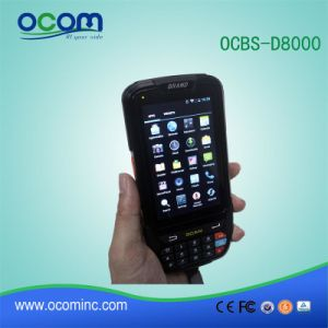 Touch Screen Handheld PDA Barcode Scanner pictures & photos