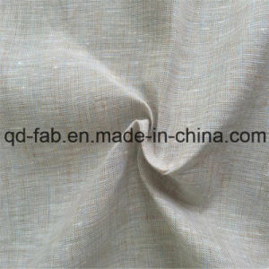 "55/56"" 165G/M2 Linen Yarn Dyed Fabric (QF16-2470) pictures & photos"