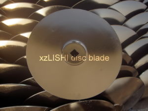Flat Disc Blade Manufacture Supplier - Round Flat Center, Square Center Hole pictures & photos