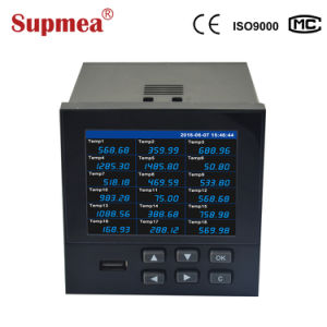 Customizable USB Port 18 Channel Data Logger Paperless Recorder Price