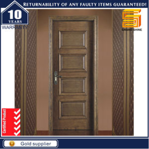Solid Wooden Door Used for Interior Door pictures & photos