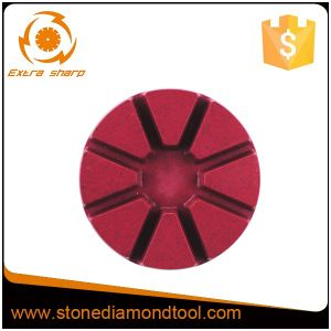 Premium 30-3000# Diamond Resin Floor Polishing Pads for Renovation pictures & photos