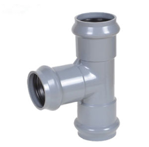 High Quality PVC Pipe Fitting (ASTM D 2466) pictures & photos