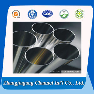 7075 Aluminium Extrusion Tubes pictures & photos