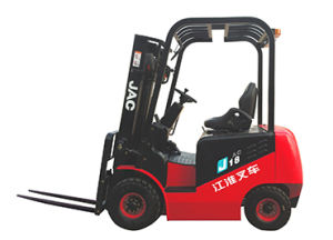 Brand New JAC Electric Forklift (CPCD18J) /Small Forklift/Battery Forklift pictures & photos