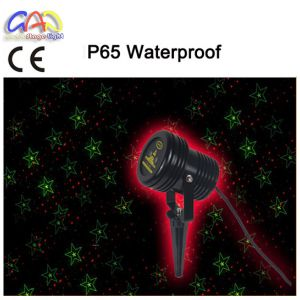 Mini Star DOT Effect Garden Laser Projector Light for Christmas Garden Outdoors pictures & photos