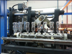 Semi Automatic 5 Gallon Bottle Blowing Molding Machine pictures & photos