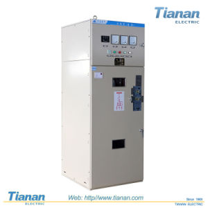 Kyn28A-12 Indoor 12kv AC Metal-Clad Switchgear, High Voltage Electrical Switch Power Distribution Cabinet Switchgear pictures & photos
