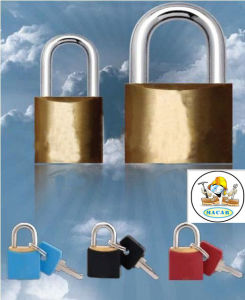 Mok Lock W205 Top Security Brass Padlock with Master Key System pictures & photos