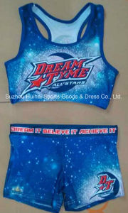 Sublimation Bra Shorts Singlet pictures & photos