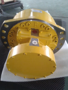 China poclain hydraulic motor ms18 series motor large for Hydraulic motors for sale