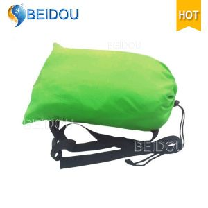 Outdoor Camouflage Lazy Laybag Bean Bag Air Hangout Beach Camping Inflatable Sleeping Bag pictures & photos