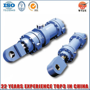 Double Acting Hydraulic Cylinder for Big Size Machinery pictures & photos
