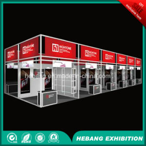 Hb-L0007 3X3 Aluminum Exhibition Booth pictures & photos