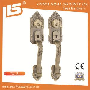 Zinc Alloy Big Handle Door Lock-78121 pictures & photos