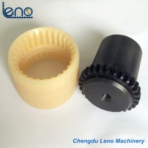 Electric Motor Shaft Coupling with Nylon Sleeve pictures & photos